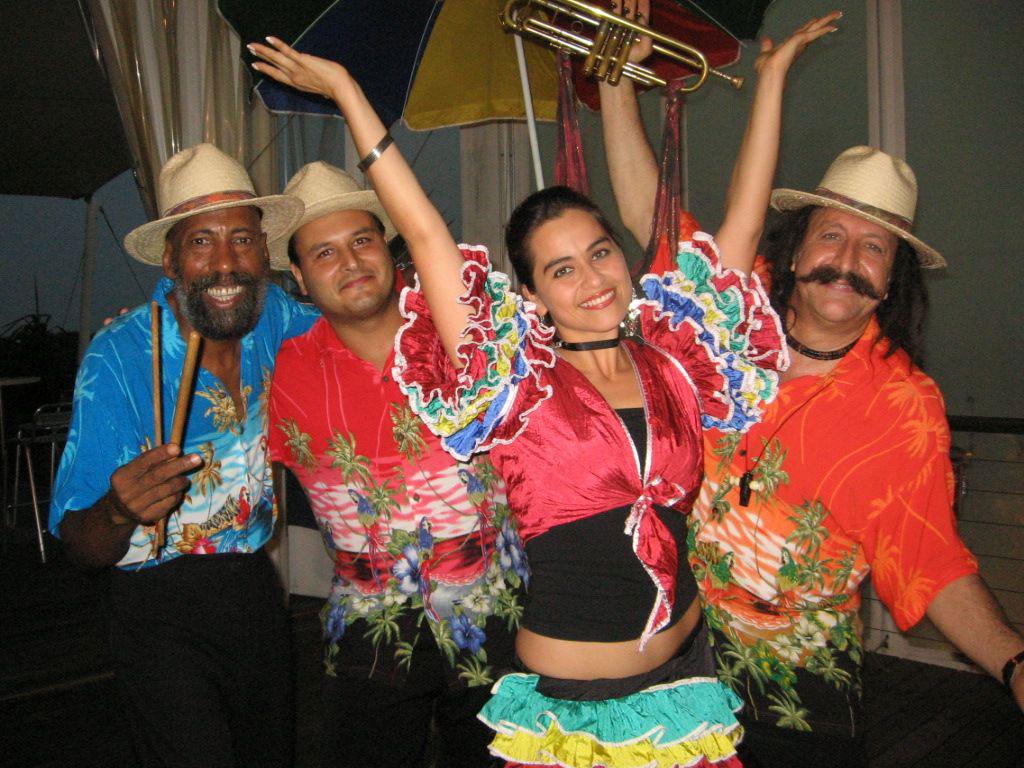 Calypso Caribbean Band