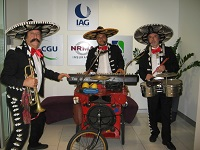 Mex Corporate Office Party