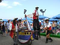 Caribbean Pirates Band