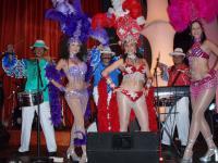Samba Stage band  Hilton