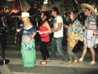 Conga Line @ Cinco De Mayo Street Festival