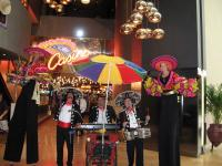 Conrad Casino: Mexican Mariachi Band