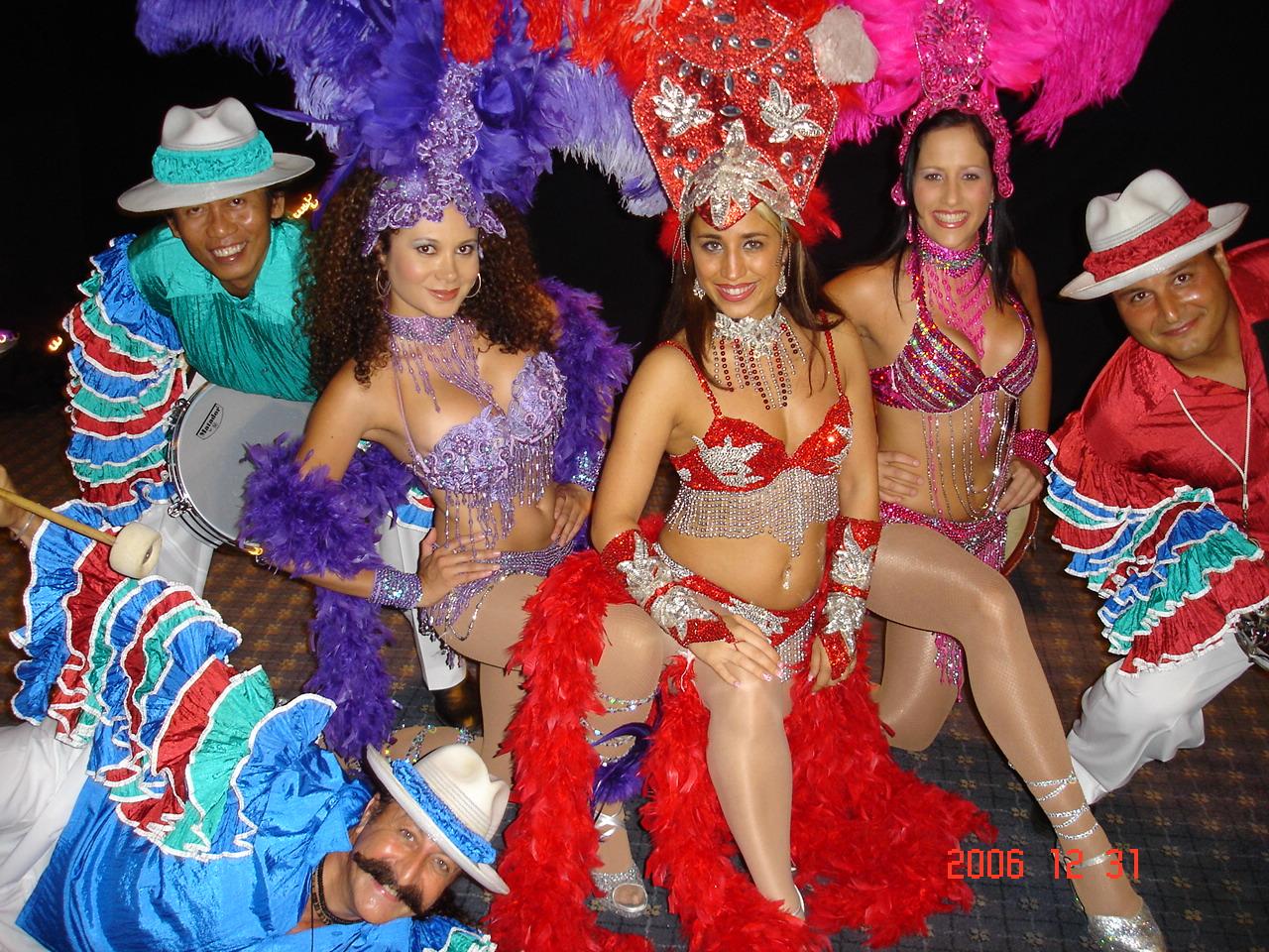 Cuba Brazil Carnaval