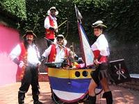 Caribbean Pirates Band