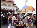 ROVING PARADE Band On Wheels