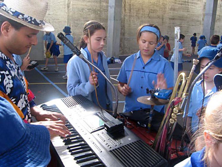 Rhythm - Music and Dance Workshops